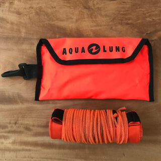 Aqua Lung - アクアラング 安全停止シグナルフロート