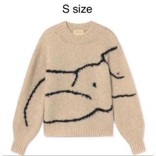 スティーブンアラン(steven alan)のpaloma-wool パロマウールPalmira  新品未使用 試着なし(ニット/セーター)