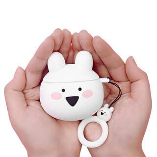 ★最終値下げ★ すこぶる動くウサギ AirPodsケース AirPods(iPhoneケース)
