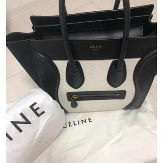 celine - セリーヌ CELINE ラゲージ マイクロ