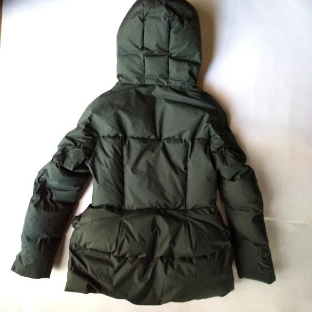 UNIQLO(ユニクロ)の【美品❗️】 UNIQLO/ユニクロ  +J ダウンジャケット グリーン  レディースのジャケット/アウター(ダウンジャケット)の商品写真