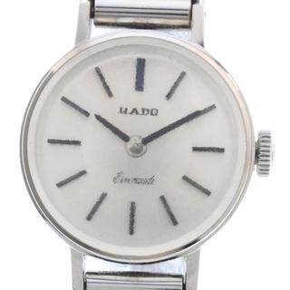 ラドー(RADO)のラドー  *OH済 cal.311   K14ホワイトゴールド ス(腕時計)