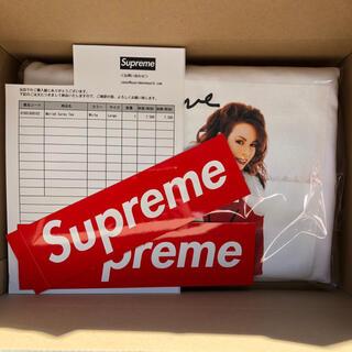Supreme - Supreme Mariah Carey Tee White Lサイズ