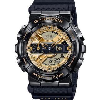 【新品未使用】GM-110NE-1AJR G-SHOCK ニューエラ(腕時計(デジタル))