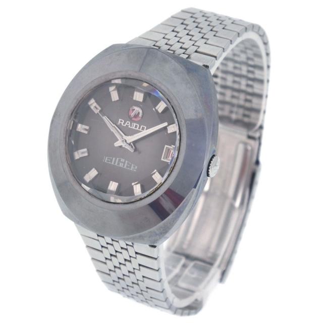 RADO(ラドー)のラドー アイガー EIGER    ステンレススチール     シ メンズの時計(腕時計(アナログ))の商品写真