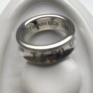 Tiffany & Co. - ティファニー リング  シルバー   1837