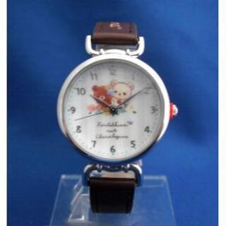 サンエックス(サンエックス)のリラックマ腕時計BW1-すみっこぐらしリストウォッチ(腕時計)