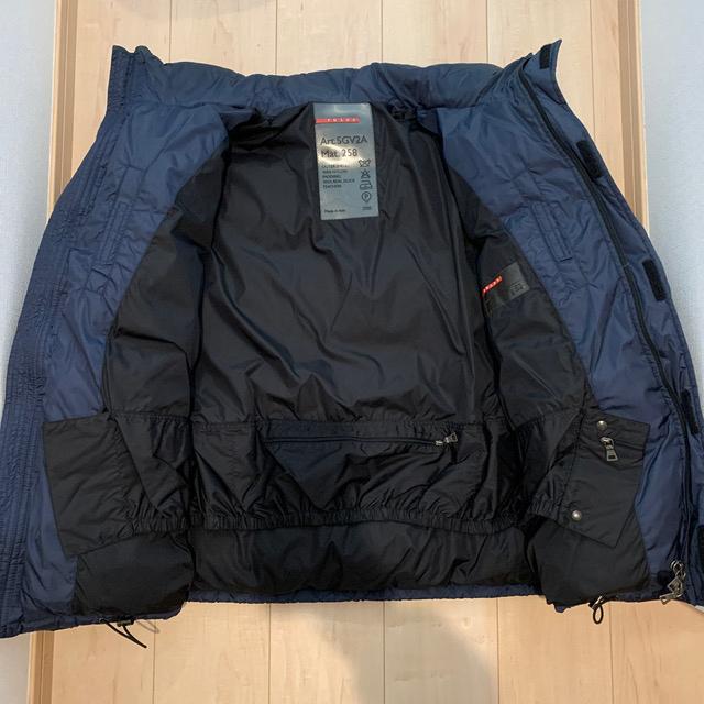 PRADA(プラダ)のperuperu様専用【PRADA SPORTS】ダウンジャケット 美品 メンズのジャケット/アウター(ダウンジャケット)の商品写真