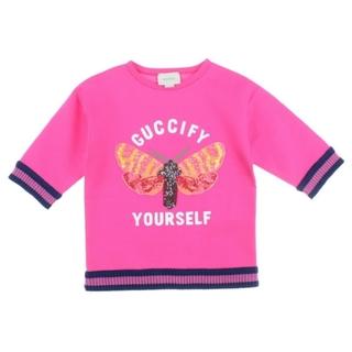グッチ(Gucci)のGUCCI パーカー キッズ(Tシャツ/カットソー)