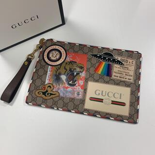 グッチ(Gucci)のGUCCI クラッチバック 限定品(セカンドバッグ/クラッチバッグ)