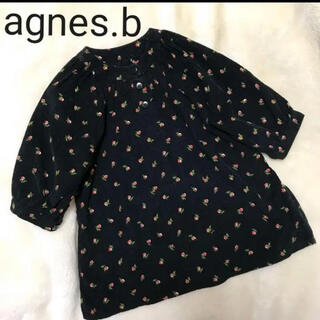 agnes b. - アニエスベー ワンピース 花柄