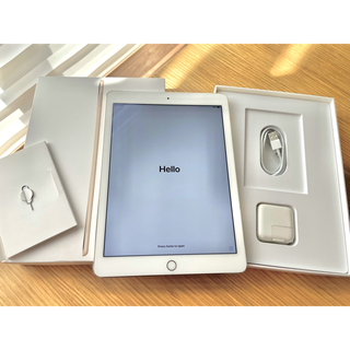 iPad - 美品 iPad Air Wi-Fi cellularモデル 64GB