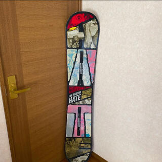 バートン(BURTON) スノーボード