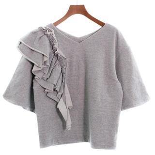 キュー(Q)のQ Tシャツ・カットソー レディース(カットソー(半袖/袖なし))