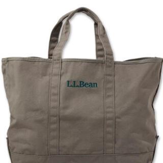L.L.Bean - 新品未使用 エルエルビーン エコバッグ グローサリー バッグ オリーブ