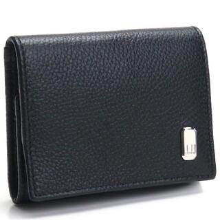 ダンヒル(Dunhill)のダンヒル 小銭入れ 20R2025AR 001 BLACK ブラック メンズ(コインケース/小銭入れ)