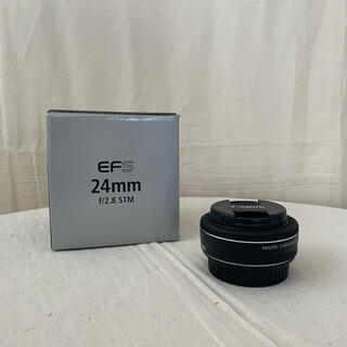 Canon - Canon ef-s 24mm f2.8 stm