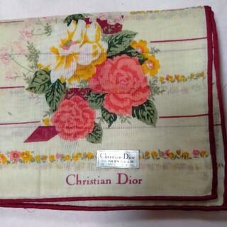 Christian Dior - ミスディオールハンカチ