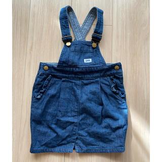 リー(Lee)のLee  サロペット スカート 90(スカート)