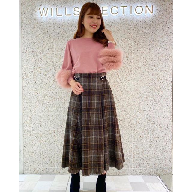 WILLSELECTION(ウィルセレクション)のwillselection  バーンデストローズジャパンリミテッド レディースのトップス(ニット/セーター)の商品写真