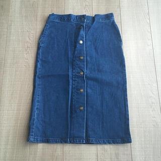 レプシィム(LEPSIM)の≡ LEPSIM デニムタイトスカート size:M(ロングスカート)