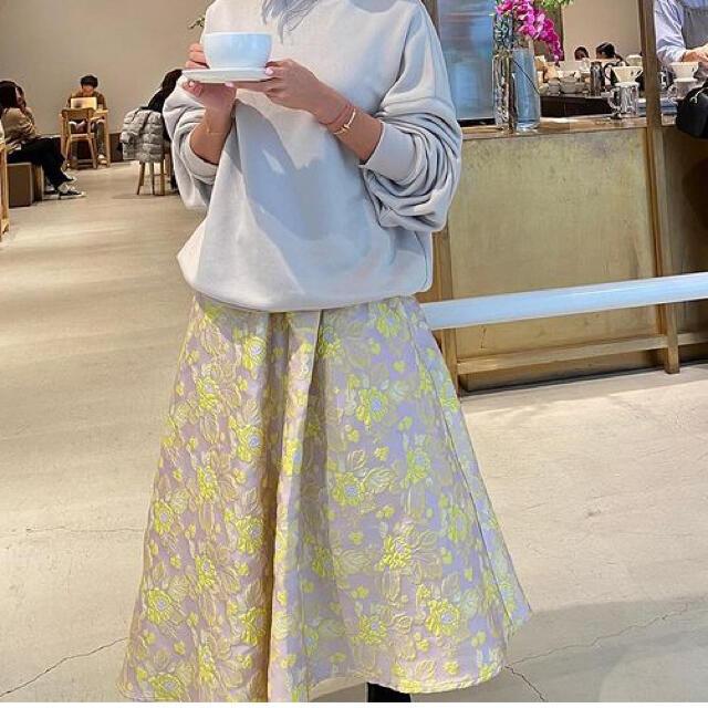 ロージーモンスター スカート レディースのスカート(ロングスカート)の商品写真