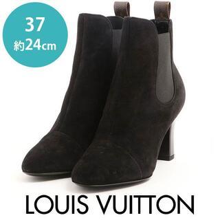 LOUIS VUITTON - 新品❤️ルイヴィトン モノグラムタン ブーツ 37(約24cm)