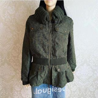 デシグアル(DESIGUAL)の新品デシグアル 46 春向けジャケット大きいサイズ(Gジャン/デニムジャケット)