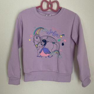 ディズニー(Disney)のソフィア 130トレーナー(Tシャツ/カットソー)