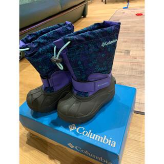 コロンビア(Columbia)のコロンビア  スノーブーツ 13 14(ブーツ)