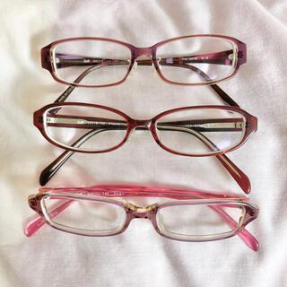 Zoff - Zoff ゾフ 眼鏡 メガネ 3点