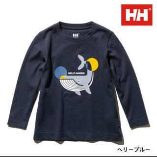 ヘリーハンセン(HELLY HANSEN)の最安!セール!新品タグ付!ヘリーハンセン 高機能 動物 くじら ロゴロンT (Tシャツ/カットソー)