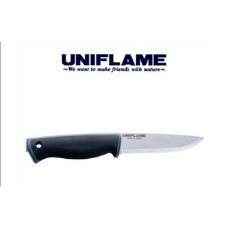 ユニフレーム(UNIFLAME)の【新品】 UF  ユニフレーム ブッシュクラフト ナイフ(その他)