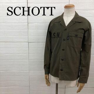 ショット(schott)のSCHOTT ショット U.S.NAVY ミリタリージャケット(その他)