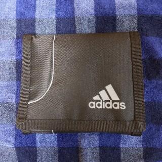adidas - 新品未使用アディダス三つ折り財布