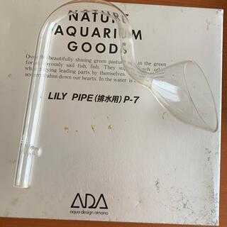 アクアデザインアマノ(Aqua Design Amano)のAQUA designAMANO リリィパイプP-7(排水用)(アクアリウム)