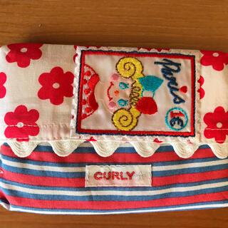 カーリーコレクション(Curly Collection)のcurly collection(ポーチ)