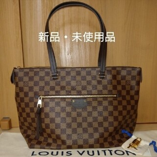 LOUIS VUITTON - 完売品【新品・未使用品】ルイヴィトン イエナMM ダミエ 国内正規店購入 貴重