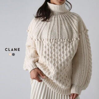 Ameri VINTAGE - CLANE クラネ ニット サイズ2