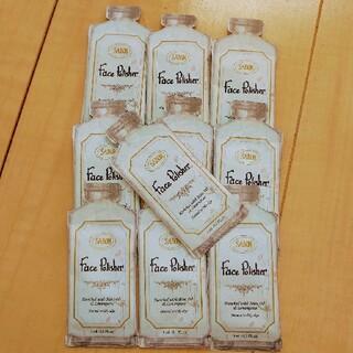 SABON - SABON サボン フェイスポリッシャー 洗顔料 スクラブ 石鹸 フェイスケア