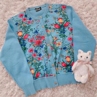 ファーファー(fur fur)の今週限定 レア flower alice tops♡(カーディガン)