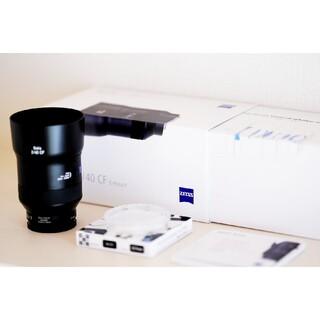 ソニー(SONY)のカールツァイス Batis 2/40 Eマウント Sony 40mmf2 単焦点(レンズ(単焦点))