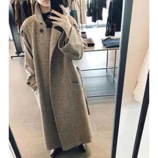 DEUXIEME CLASSE - RIM.ARK  リムアーク Over size maxi coat