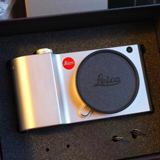 LEICA - ライカ LEICA TL2 ミラーレス一眼 開封のみ 新品同様
