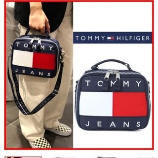 トミーヒルフィガー(TOMMY HILFIGER)のトミージーンズ ショルダーバッグ ロゴフラッグ(ショルダーバッグ)