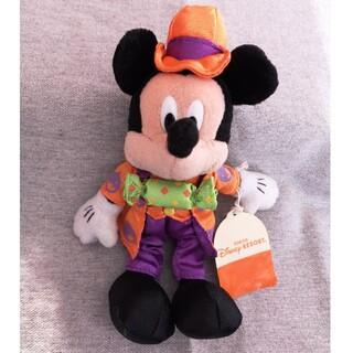 ミッキーマウス(ミッキーマウス)のぬいぐるみバッチ ミッキー ディズニー(キャラクターグッズ)