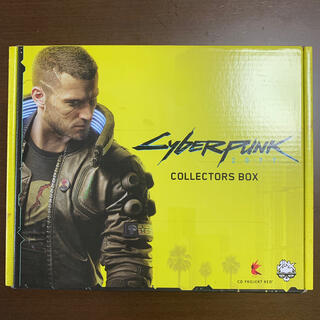 PlayStation4 - サイバーパンク2077 スペシャルボックス