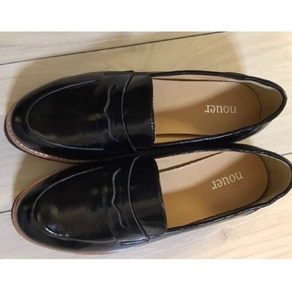 SCOT CLUB - ヤマダヤ nouer  牛革ローファー 24㎝ 靴