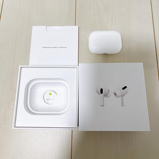 Apple - AirPods pro MWP22ZP/A ほぼ未使用