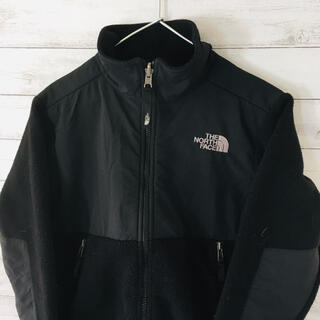 THE NORTH FACE - ノースフェイス THE NORTH FACE ボーイズS ナイロン×フリース